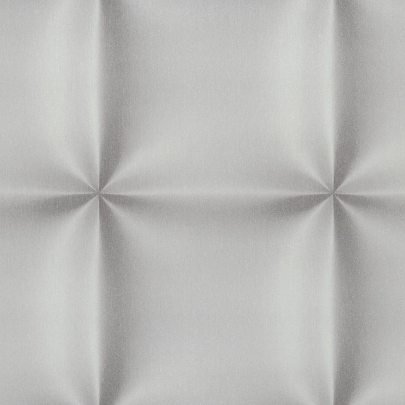 Papel de Parede Vinílico Coleção Paris Geométrico Almofadas Cinza, Bege