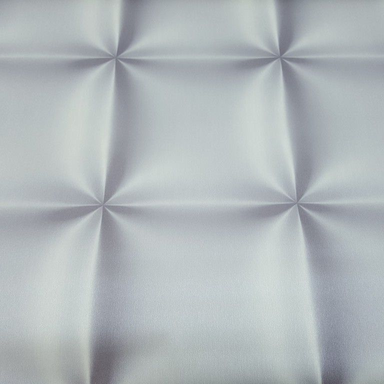 Papel de Parede Paris Decor Vinílico Coleção Paris Geométrico Almofadas Cinza