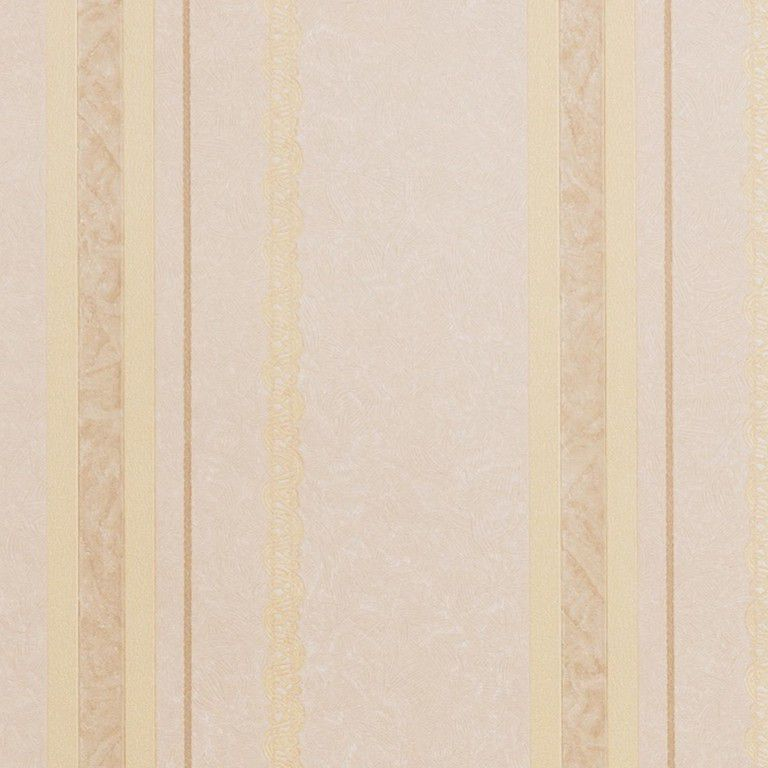 Papel de Parede Vinílico Coleção Paris listras Detalhes Rosê, Nude