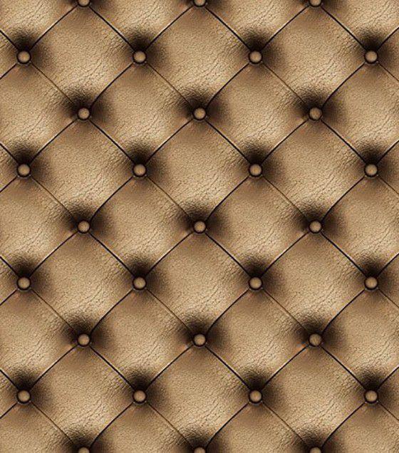 ROLO ADESIVO PAPEL DE PAREDE VINTAGE CAPITONÊ DOURADO Rolo 0.60m x 2,80m
