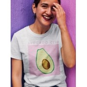 Camiseta Avocado Club