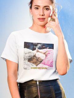 Camiseta Cansadita