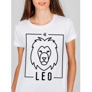 Camiseta Doiska Signo Leão