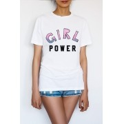 Camiseta - Girl Power