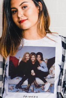 Camiseta Girls - Friends