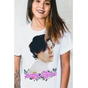 Camiseta Harry Styles Floral
