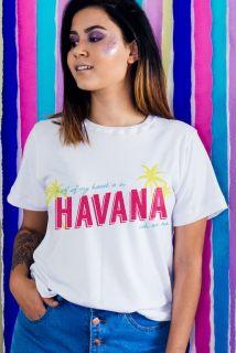Camiseta Havana - Camila Cabello