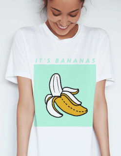 Camiseta It's Bananas