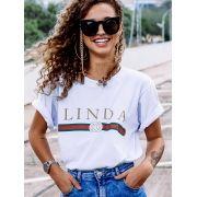 Camiseta Linda