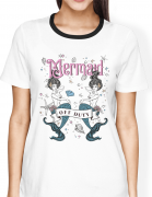 Camiseta Mermaid Off Duty