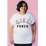 Camiseta PLUS SIZE Girl Power
