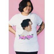 Camiseta PLUS SIZE Harry Styles Floral
