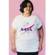 Camiseta PLUS SIZE Nasa