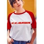 Camiseta Raglan Exausta