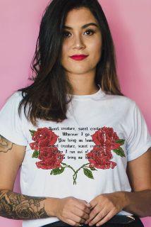 Camiseta Sweet Creature - Harry Styles