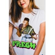 Camiseta  Will Smith - Fresh