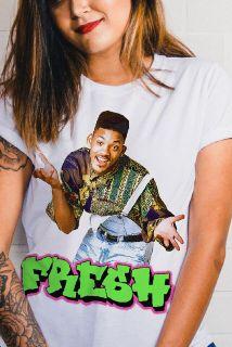 Camiseta  Will Smith - Fresh