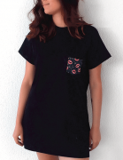T-shirt Dress Boca