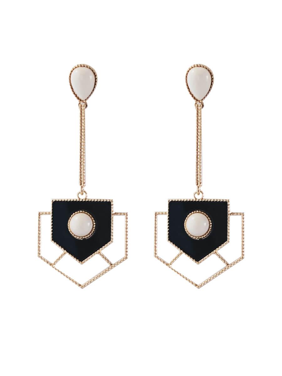 Brinco Geométrico Tiffany
