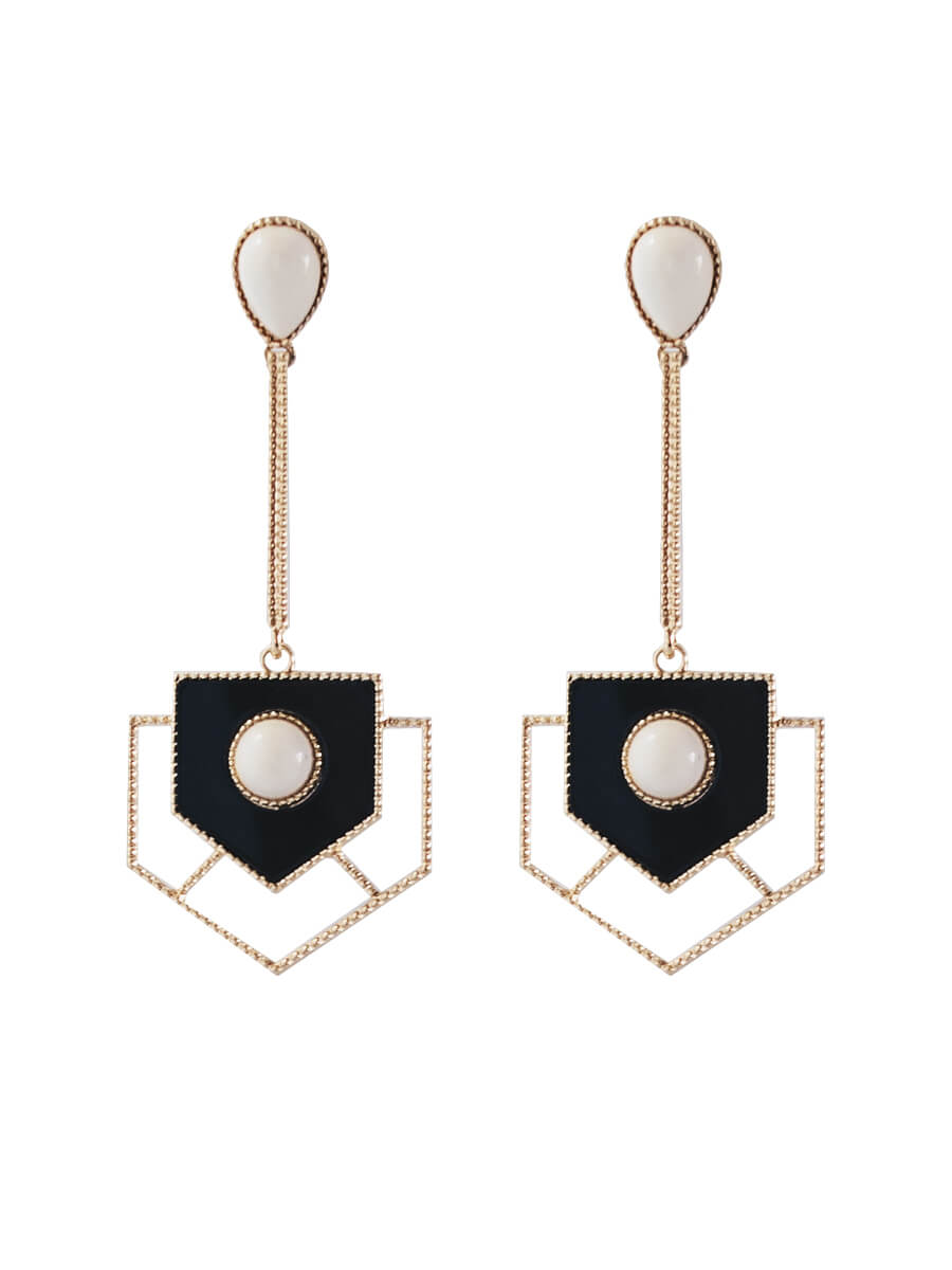 Brinco Geométrico Tiffany  - Doiska