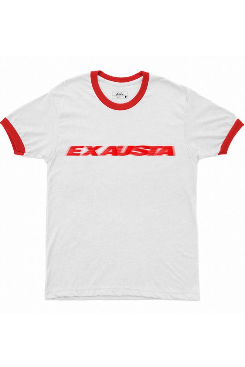 Camiseta College Exausta   - Doiska