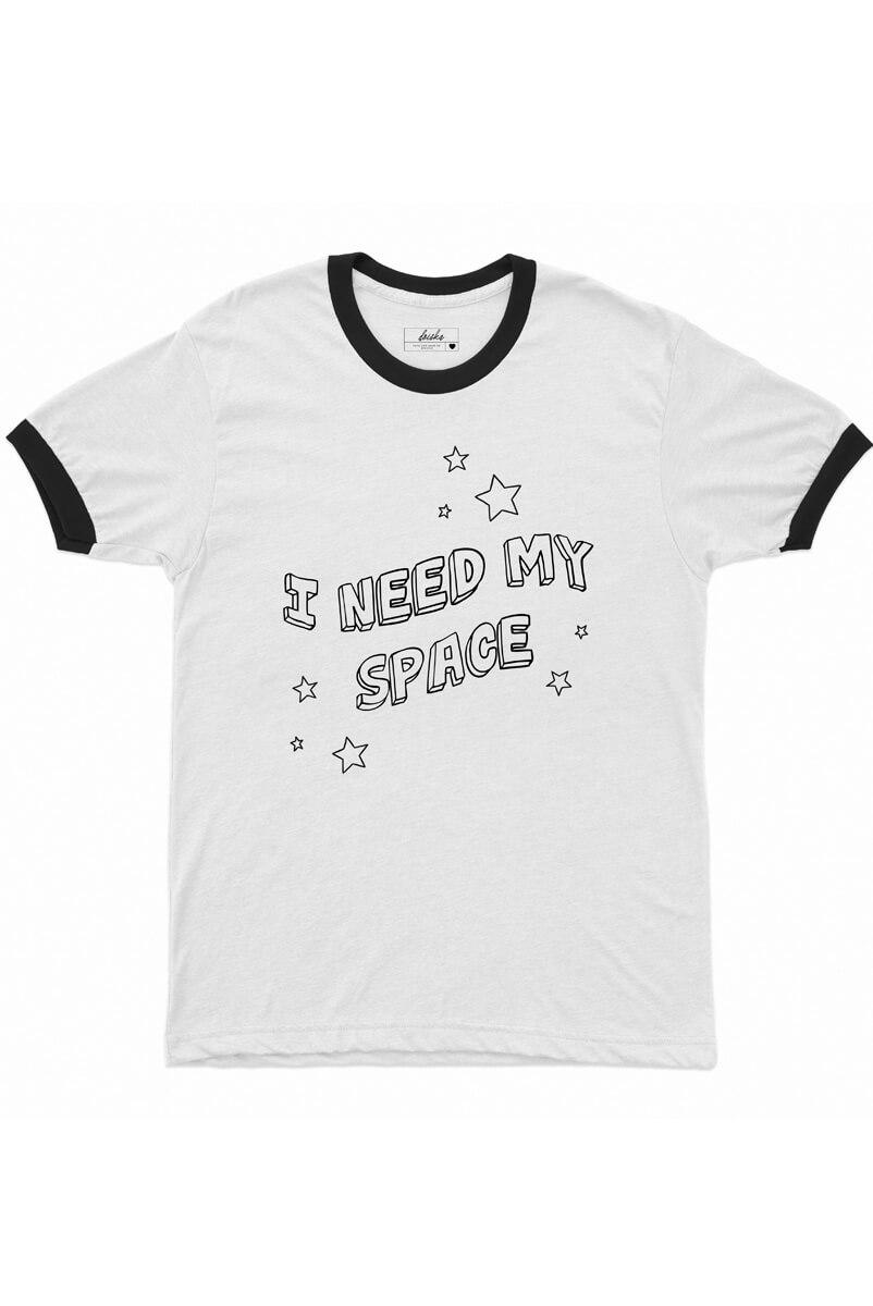 Camiseta College My Space
