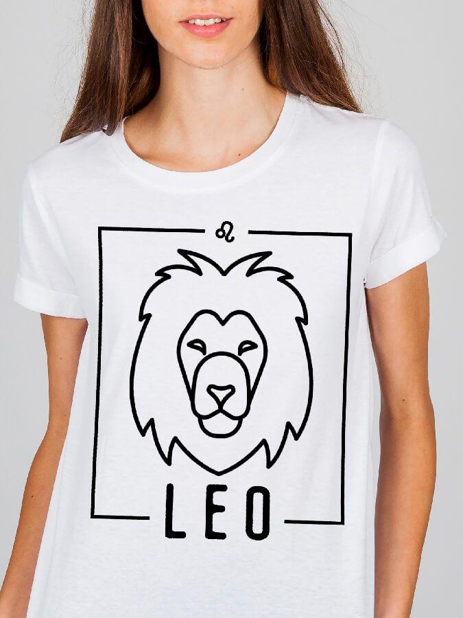 Camiseta Doiska Signo Leão  - Doiska