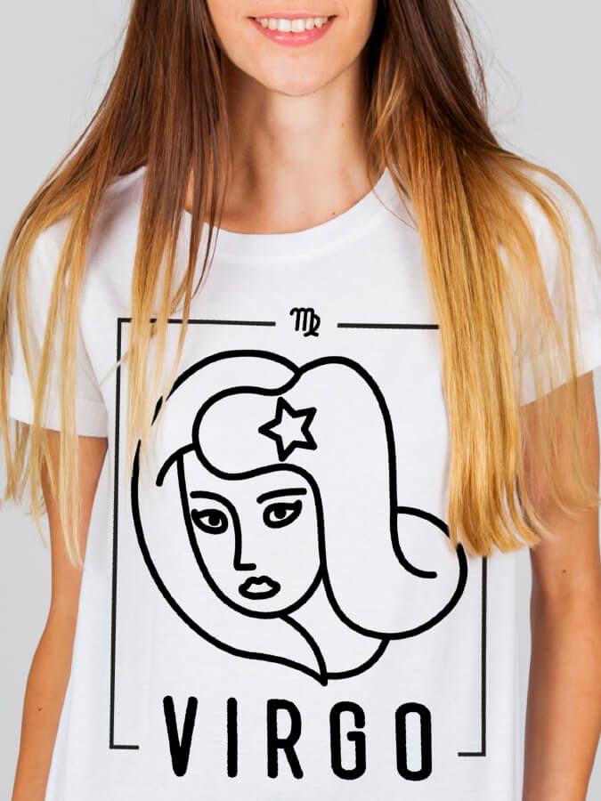 Camiseta Doiska Signo Virgem