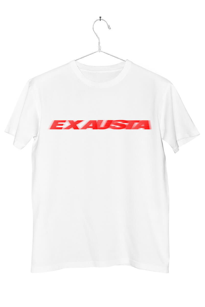 Camiseta Exausta