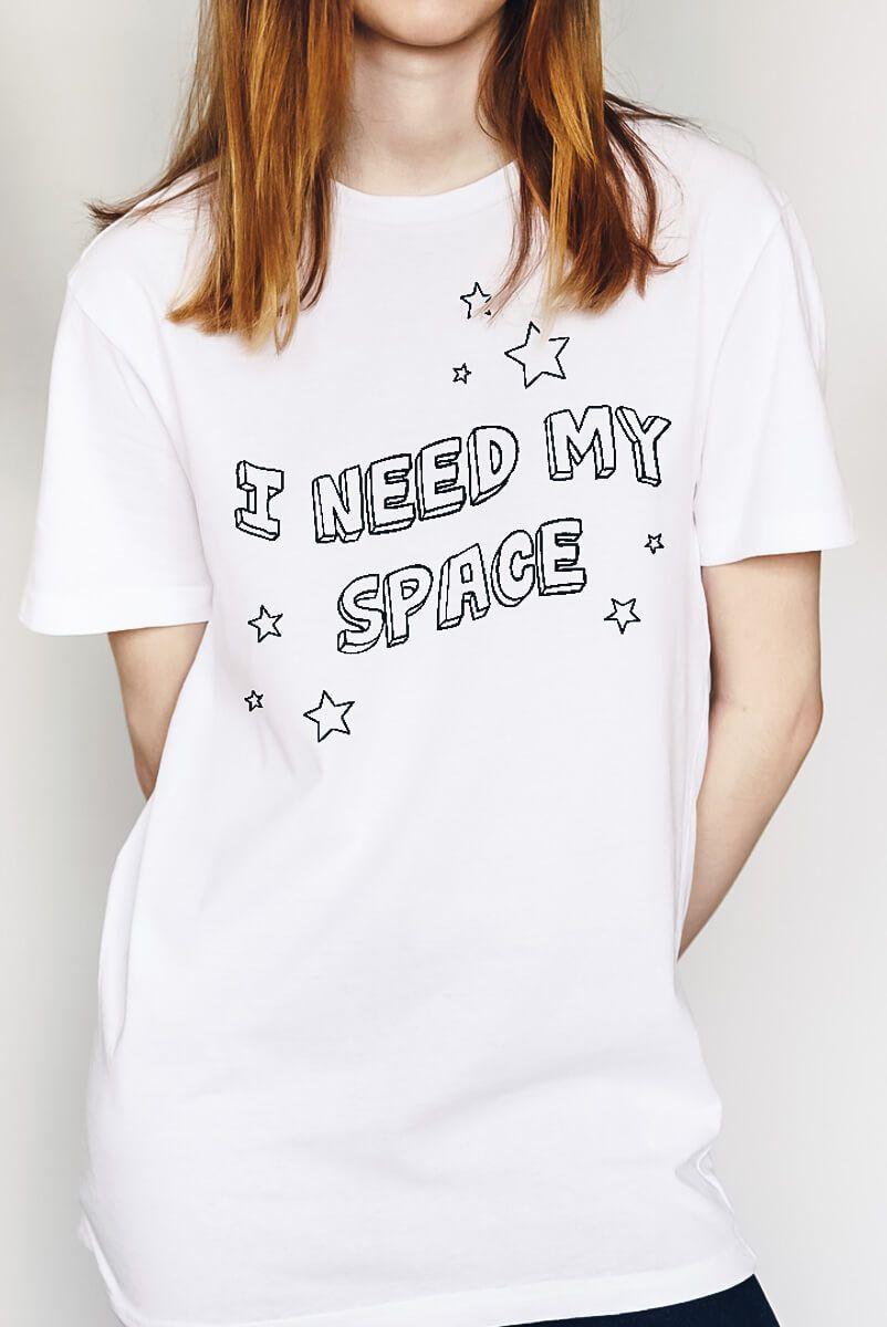 Camiseta My Space