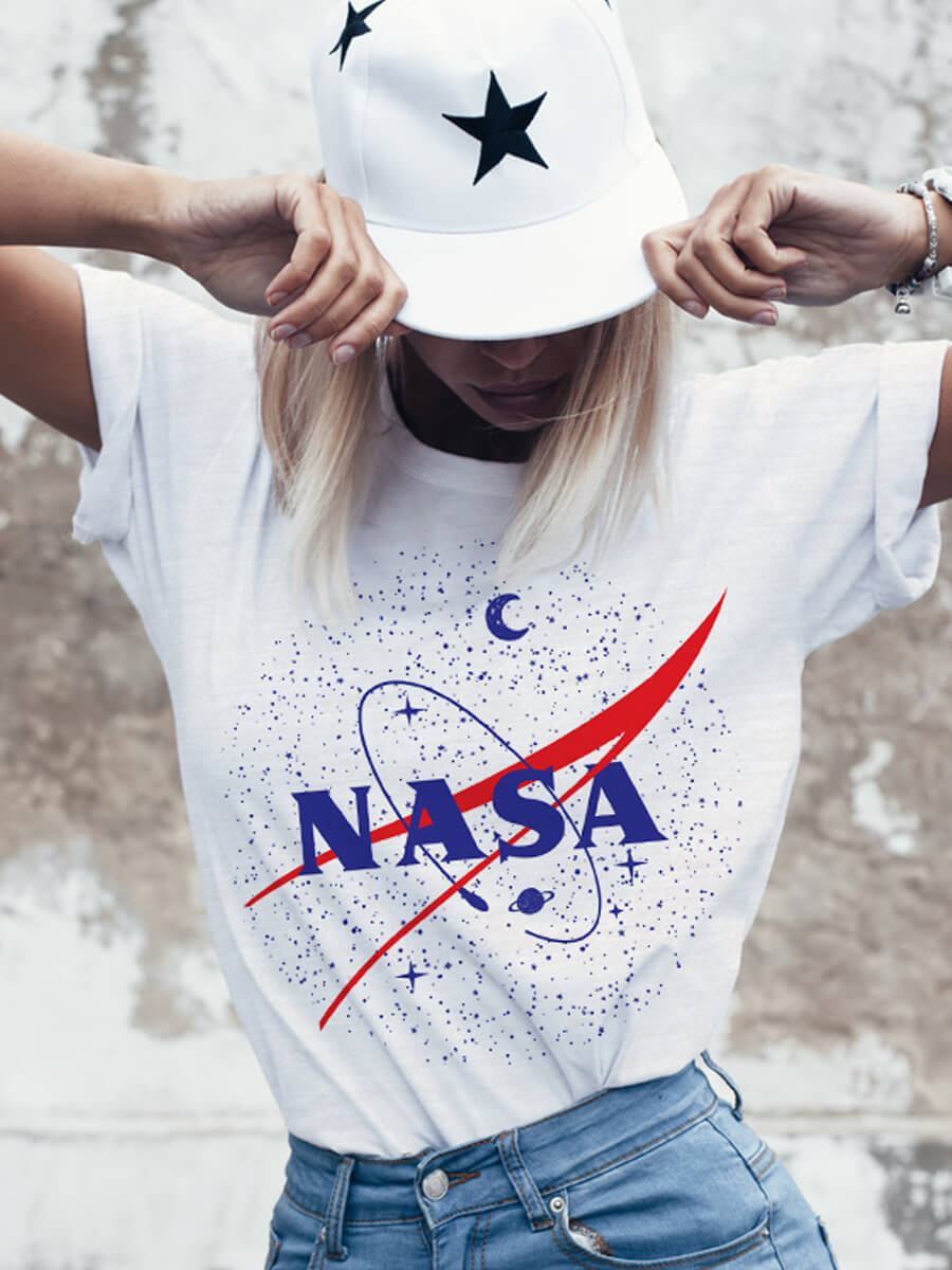 Camiseta Nasa  - Doiska