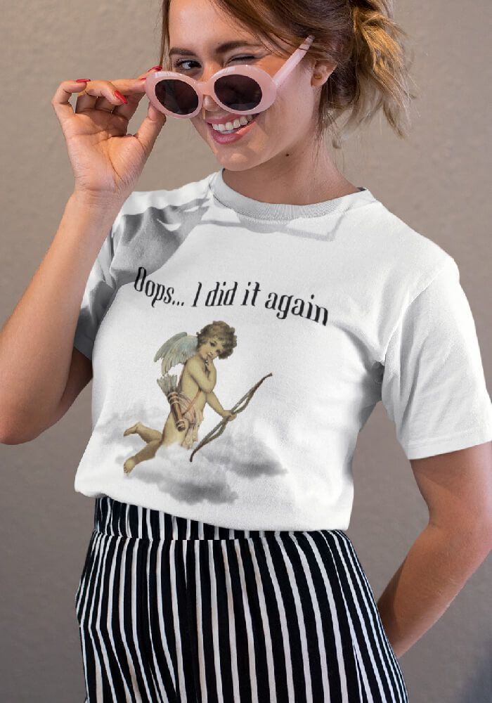 Camiseta Ooops