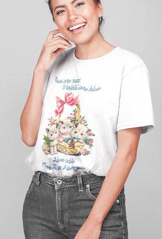 Camiseta Papel de carta
