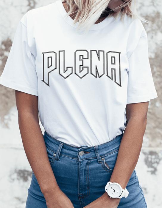 Camiseta Plena  - Doiska