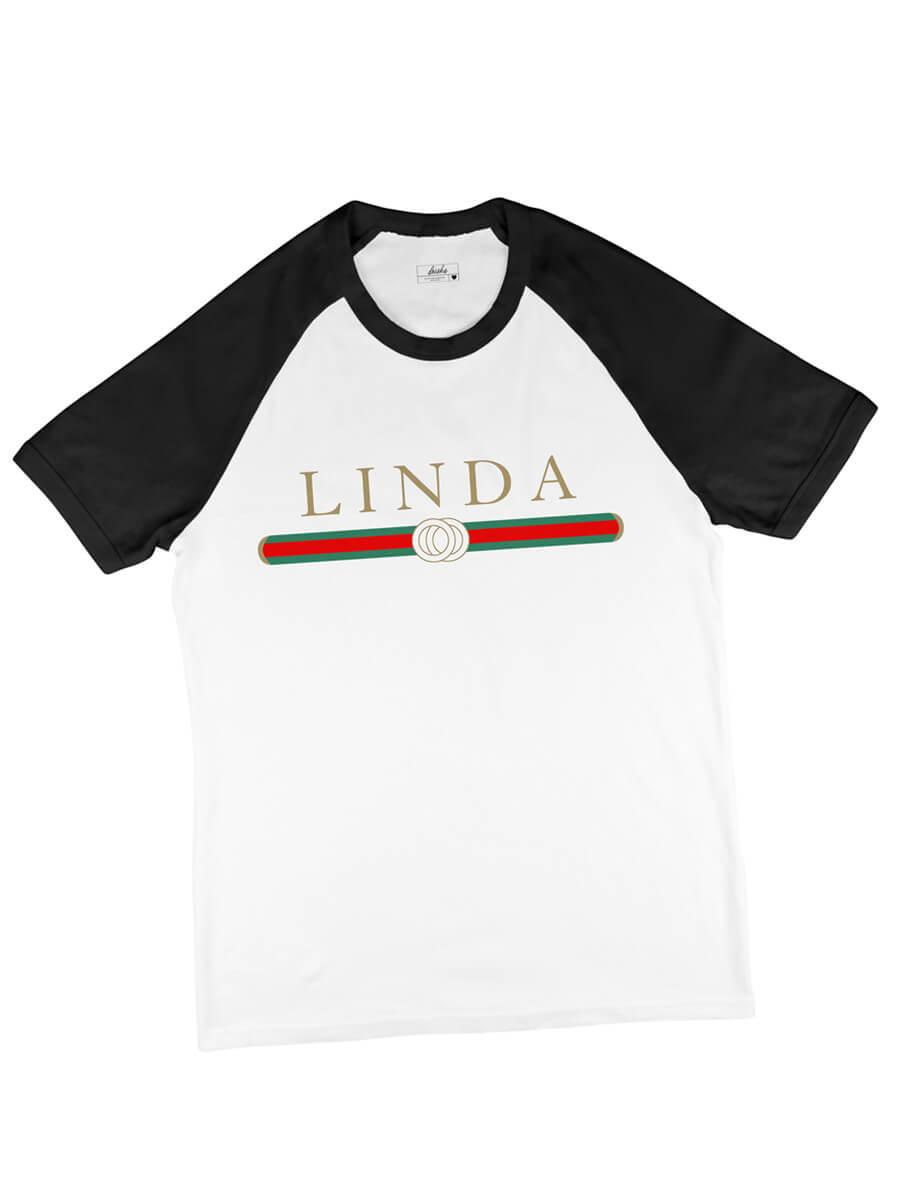 Camiseta Raglan Linda  - Doiska