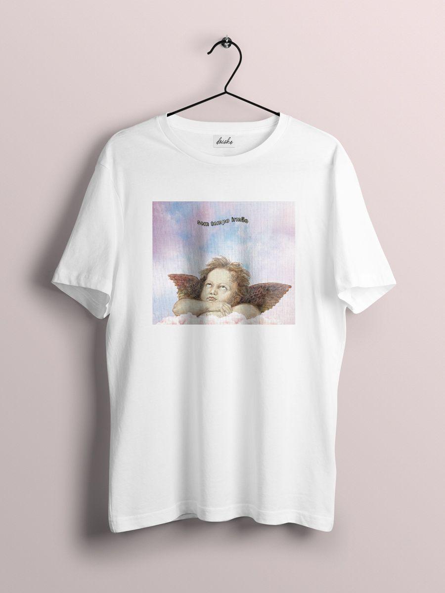 Camiseta Sem tempo irmão
