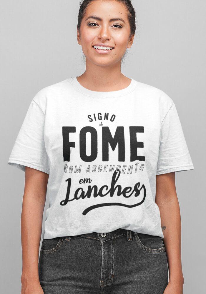Camiseta Signo Fome