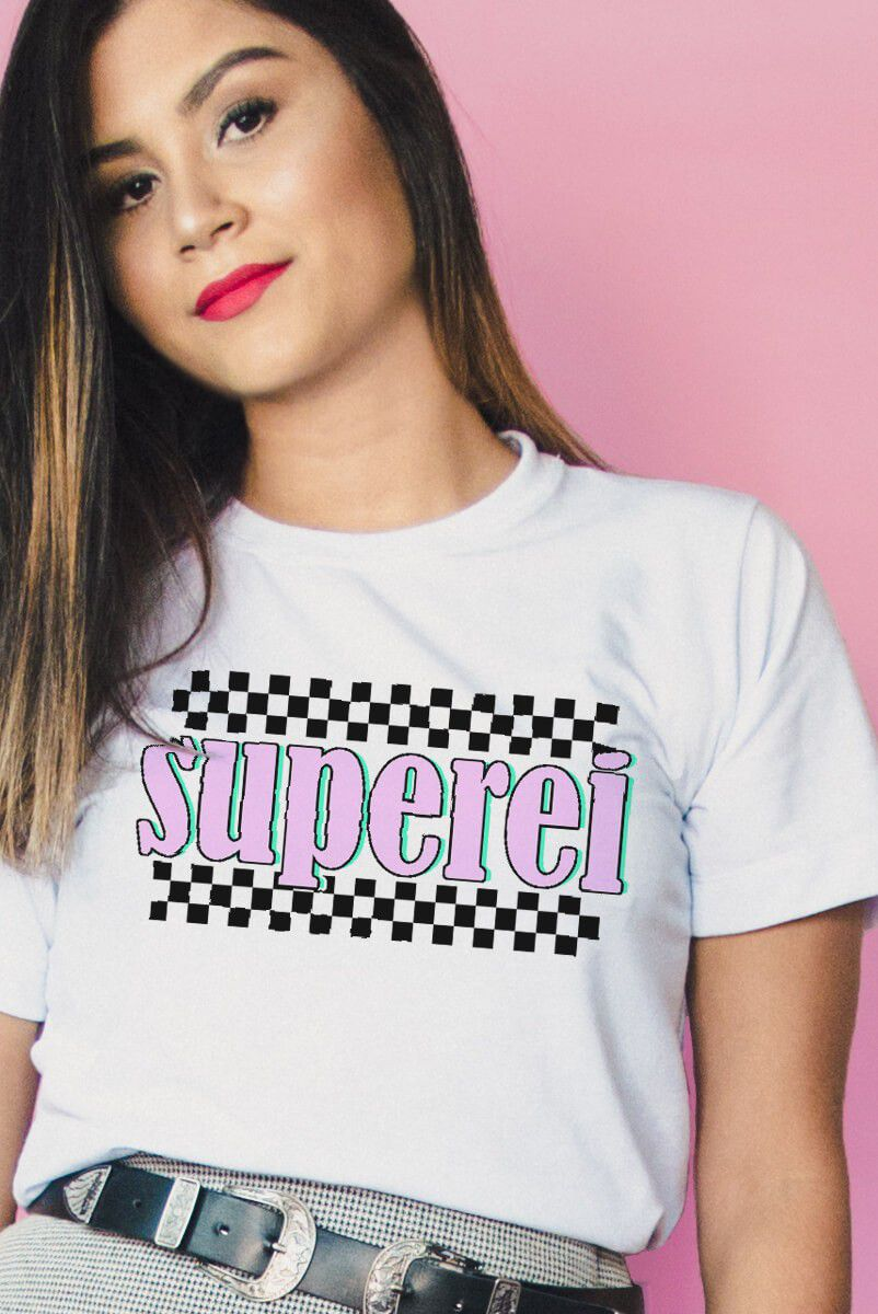 Camiseta  Superei