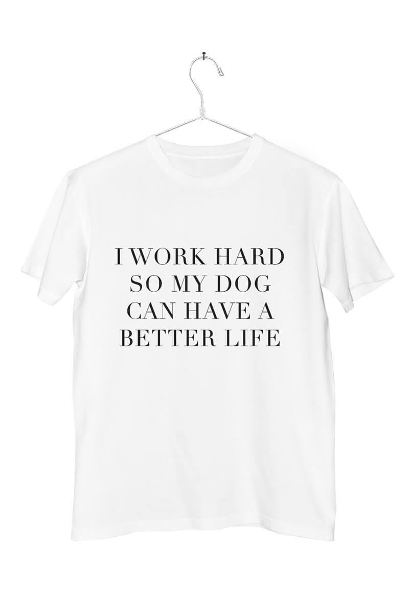 Camiseta Work Hard  - Doiska