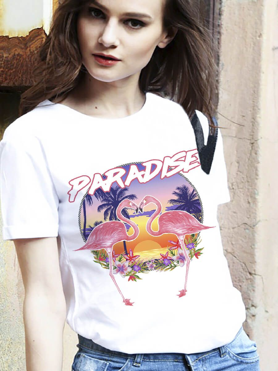 Camiseta Paradise  - Doiska