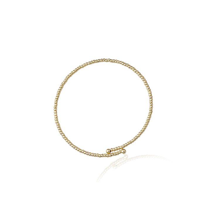 Bracelete Delicado Banho de Ouro