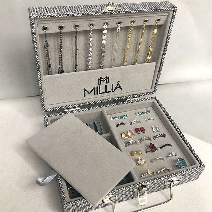 Porta joias mesclado Milliá