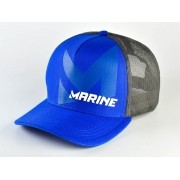 Boné Marine Sports Americano Azul