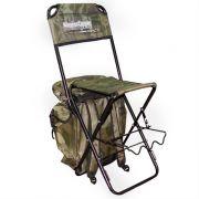 Cadeira Dobrável Com Mochila E Porta Varas Marine Sports