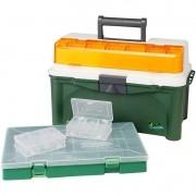 Caixa Pesca Brasil PB Box 007 Com 3 Estojos