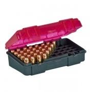 Caixa Plano 1224-50 para 50 Projéteis 9mm ou .38