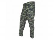 Calça Fishing Co Camuflada com proteção solar UVA e UVB