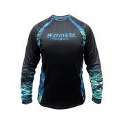 Camisa Monster 3X Casual Dry 201 - Nova Coleção