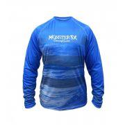 Camisa Monster 3X Casual Dry 203 - Nova Coleção