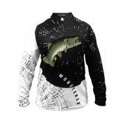 Camisa New Fish 05 Monster 3X Traira - Nova Coleção